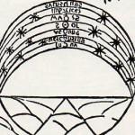 """Philippe de Mantegat. """"Judicium cum tractibus planetarii"""" Milan. (1496)"""
